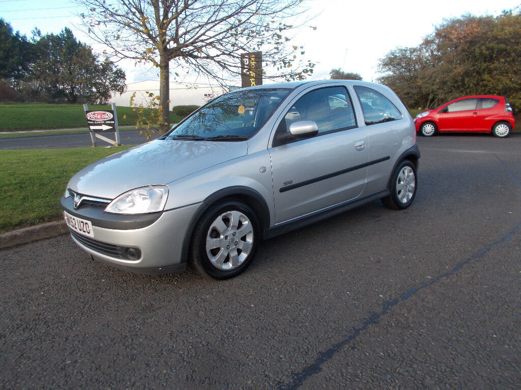 VAUXHALL CORSA 1.2 SXI AUTOMATIC HATCHBACK SILVER ONLY 38K MILES BARGAIN £950 *LOOK* PX/DELIVERY