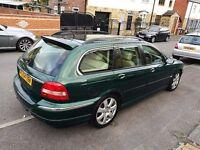 Jaguar X-Type 2.0D SE 5dr Diesel Estate 2.0 D, xtype x type