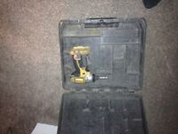 Dewalt impact driver 18 volt can be seen working. view my other adds all sorts on.