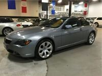 2004 BMW 6 Series 645 COUPE NAV SENSORS
