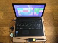 Toshiba Satellite Laptop C50-B-14D CEL