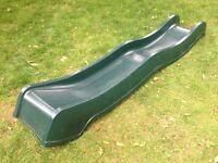 Garden Slide - would attach to a climbing frame