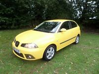 SEAT IBIZA 1.2 REFERENCE SPORT 12V **FINANCE AVAILABLE**