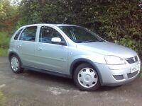 2005 55 Vauxhall Corsa 1.4 Design - 5 Door Hatchback