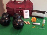 Set of Drakes Pride Professional Bowls Size 4H