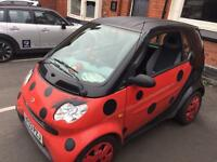 Smart car 700cc bargain