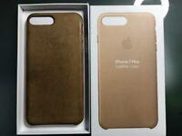 Apple 7 plus original leather case