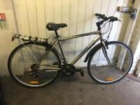 MBK GREENFIELD HYBRID ,, ROAD BIKE,, 700 ALLOY WHEELS,, GOOD TYRES,,