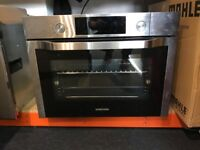 Samsung compact dual fan steam oven