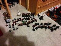 Warhammer Fantasy lizardman army for sale.