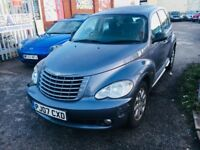 CHRYSLER PT CRUISER AUTOMATIC PETROL AND GAS CONVERSION 2.4 2007 LEATHER SEATS