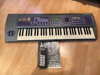 Emu MK6 Mo'Phatt keyboard.