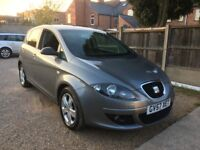 Seat Altea 1.9 TDI Reference 5dr, FULL SERVICE HISTORY, VERY CLEAN CAR INSIDE OUT, DRIVES VERY WELL
