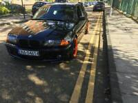 LHD BMW 330D 2001