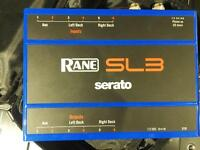 Rane Serato SL3 box (Limited blue edition)