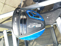 Cobra Bio Cell Driver (Blue Head) fitted with Project X PXV 62G Stiff Shaft