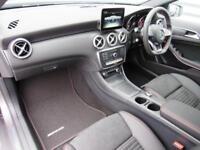 Mercedes-Benz A Class A 200 D AMG LINE PREMIUM (grey) 2017-10-23