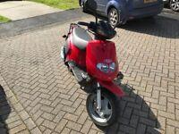 Scooter TGB 204 Classic 125cc