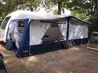 NR Awnings Balmoral caravan awning - Nearly New condition