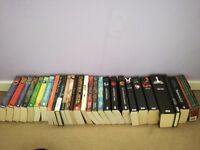Book collection teenage/young adult fiction