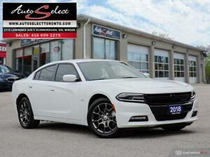 2018 Dodge Charger GT AWD ONLY 55K! **GT 4 WHEEL DRIVE** CLEA...