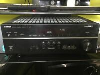 Yamaha RX-V673 7.2-Channel Network AV Receiver good conditions