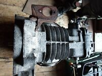 VW T25/ T3 4 speed gearbox and bell housing DT code OFFERS