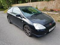 2003 Honda Type R - spares or repair