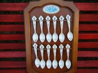 Franklin Min Spoons