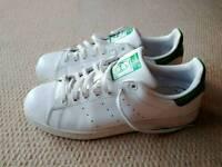 "Adidas ""Stan Smith"" Size 10 UK"
