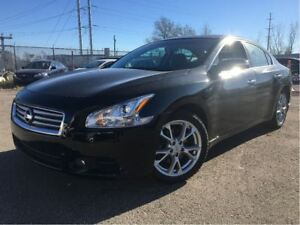 2012 Nissan Maxima SV (CVT) LEATHER GLASS ROOF