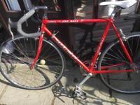 Vintage olmo 12 speed racing bike