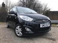 Hyundai i10 1.2 Petrol 2012 Full Years Mot No Advisorys Only 26k Miles ! Cheap Car !!!