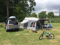 Camplet Classic Trailer Tent with lots of extras!!!!