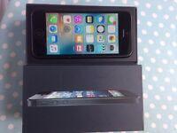 iphone 5 64gb on Voda/lebara with box