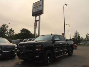2015 Chevrolet Silverado 1500 LTZ Z71 6.2L *Loaded* *Black 22s*