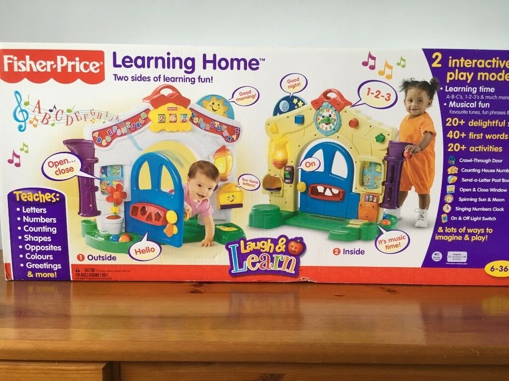 Fisher Price Laugh and Learn | eBay - ebay.co.uk