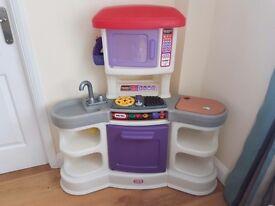 Little tikes pkay kitchen