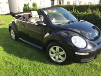 2006 VW Beetle 1.4l Luna with full leather *rare*
