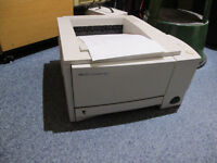 HP LaserJet 2100 Workgroup Printer