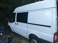 Ford transit campervan 2008
