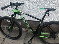 Mens Boardman mountain bike