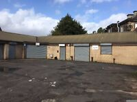 Large Commercial Unit/Office To Let in Busy Business Centre in Paisley
