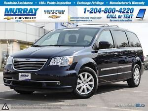 2015 Chrysler Town & Country 4dr Wgn Touring *Bluetooth, Satelli