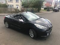 Peugeot 207 cc long mot