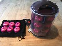 BABYLISS CURL PODS / HEATED ROLLERS