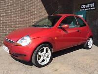 2005 FORD KA COLLECTION ****ONLY 32K MILES****