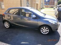 2008 MAZDA TS2 DIESLEL 1.4 AMAZING ON FUEL NEW MOT FIRST TO SEE WILL BUY