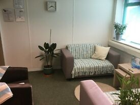 Counselling Therapy room to rent in Marden Kent. Morning or afternoon 5 hour slots avaliable.
