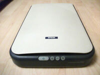 Epson Perfection 1250 Photo Scanner G820A